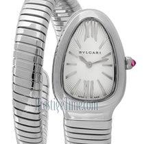 Bulgari Serpenti Steel 35mm Silver United States of America, New York, Airmont