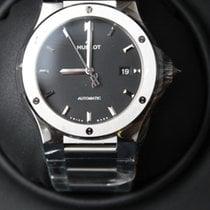 Hublot Classic Fusion 42mm Automatic Titanium Mens Watch