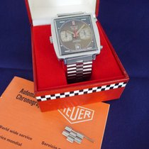 Heuer Steel Automatic 1133 pre-owned