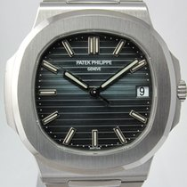 Patek Philippe Nautilus Stainless Steel Automatic Blue Dial 5711