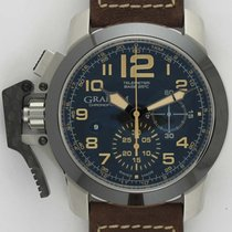 Graham : Chronofighter Oversize Steel :  2CCAC.B02A : ...