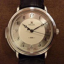 Kelek 40.5mm Automatic pre-owned Silver