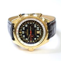 Breitling Chromatic Limited Edition 44.5mm 18K Gold Watch
