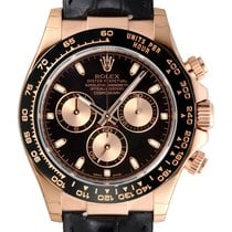 Rolex Or rouge Remontage automatique 40mm occasion Daytona