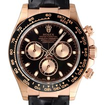 Rolex Red gold Automatic 40mm pre-owned Daytona