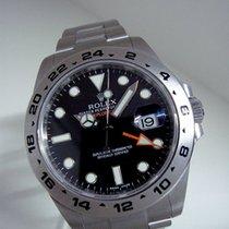 ロレックス (Rolex) Explorer II 2 Ref. 216570 Orange Hand