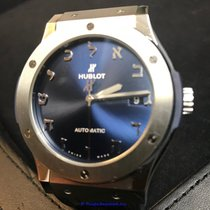 Hublot Classic Fusion Blue 511.NX.7170.LR.LEC17 new