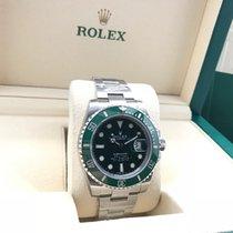 Rolex Submariner Date new 2019 Automatic Watch with original box and original papers Rolex  116610LV Submariner Ceramic Bezel #HULK