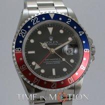Rolex GMT-Master II 16710 Pepsi Full Tritium Certif Rolex + Boite