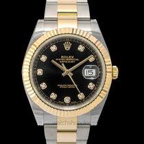 Rolex Datejust nov Automatika Sat s originalnom kutijom i originalnom dokumentacijom 126333 G