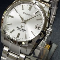 Seiko Grand seiko sbgr051 new with stickers and official stamp...