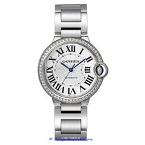 Cartier White gold 36mm Automatic W4BB0017 new