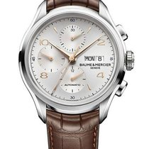 Baume & Mercier Clifton Stainless Steel M0A10129