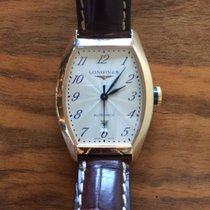 Longines Evidenza yellow gold mujer año 2004