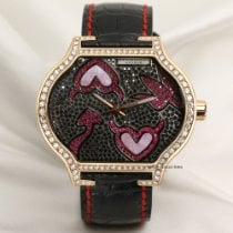 DeLaCour City Attitude Hell 18k Rose Gold 10/88 WAPG0311-1136