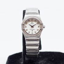 Omega Constellation Ladies Steel 23mm White No numerals Singapore, Singapore