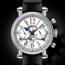 Speake-Marin Chronograph 42mm Automatic new White