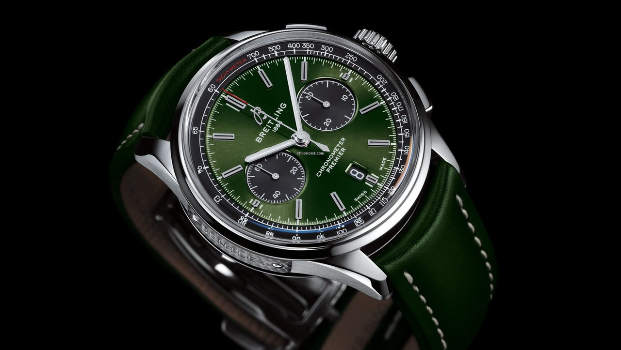 Breitling for Bentley AB0118A11L1X1 2021 new