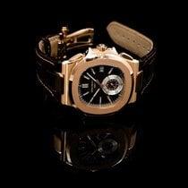 Patek Philippe 5980R-001 Rose gold Nautilus