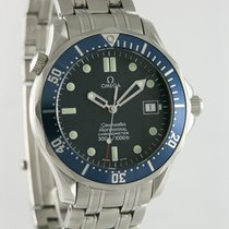 Omega Seamaster Diver 300 M pre-owned 41mm Steel
