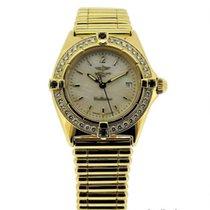 Breitling Callistino Yellow gold