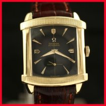 Omega Museum Yellow gold 31mm Black United States of America, California, San Gabriel