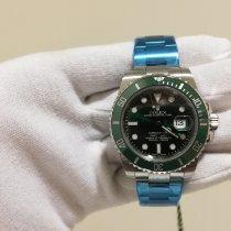 Rolex 116610LV Stahl 2010 Submariner Date 40mm gebraucht Schweiz, Lugano