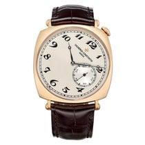 Vacheron Constantin Historiques Rose gold 40mm Silver Arabic numerals United States of America, Florida, Miami