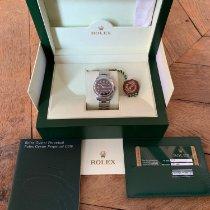 Rolex Oyster Perpetual 31 Acier 31mm Noir France, bois colombes