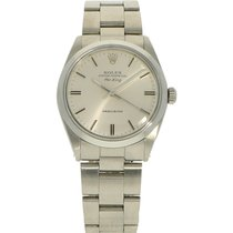 Rolex Air King Precision Staal 34mm Zilver Geen cijfers Nederland, Amsterdam