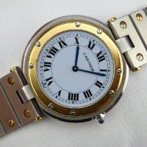 Cartier Santos (submodel) 8191 1985 gebraucht