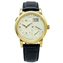 A. Lange & Söhne Yellow gold 38.5mm Manual winding 101.021 pre-owned