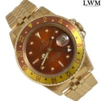 Rolex Yellow gold 40mm Automatic 16758 pre-owned