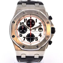 Audemars Piguet Royal Oak Offshore Chronograph Acero 42mm Árabes España, Marbella