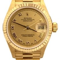 Rolex Datejust 2001 pre-owned