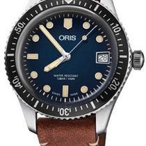 Oris Divers Sixty Five 01 733 7747 4055-07 5 17 45 2019 new