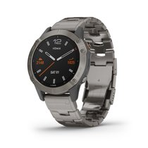 Garmin Titanium 47mm Quartz 010-02158-23 new