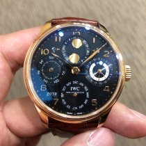 IWC Portuguese Perpetual Calendar IW502119 Very good Rose gold Automatic Singapore, Singapore