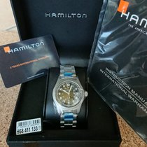 Hamilton Khaki Field H68411133 2019 new