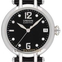 Union Glashütte Sirona Otel 32mm Negru