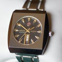 Rado Tungsten Automatic Black No numerals 39mm pre-owned Diastar