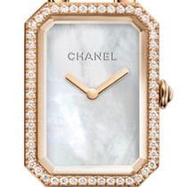 Chanel Première Rose gold 20mm Mother of pearl United States of America, New York, Airmont