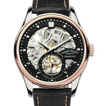 Armand Nicolet LS8 ~Limited Edition~ mit 18kt Gold 8620S-NR-P7...