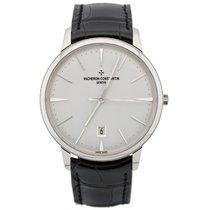 Vacheron Constantin 85180/000G-9230 Or blanc Patrimony 40mm nouveau