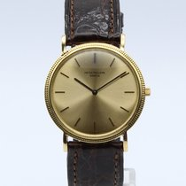 Patek Philippe Calatrava Manual Winding Gold