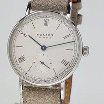 NOMOS 244 Steel 2020 Ludwig 33 33mm new