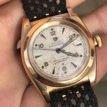 Rolex Bubbleback 3131, Rose Gold