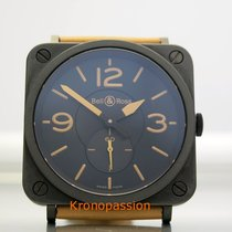Bell & Ross BR S BRS Heritage Ceramic Quartz 39mm
