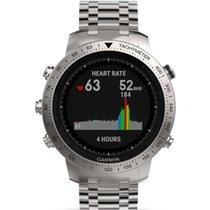 Garmin Fenix Chronos Steel GPS smartwatch
