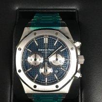 Audemars Piguet Royal Oak Chronograph 41mm Blue Dial